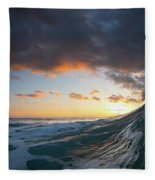 Solar Eruption. Fleece Blanket