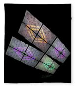 Solar Wings Fleece Blanket