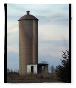 Solo Silo Fleece Blanket