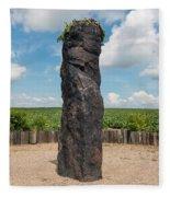 Solstice Celebrations - Menhir Stone Shepherd Fleece Blanket