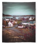 Some Town Fleece Blanket