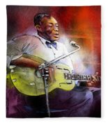 Son House Fleece Blanket