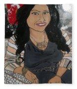 Sonia Fleece Blanket