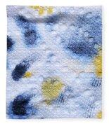 Soot And Sunshine Fleece Blanket