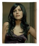 Sophia Bush Fleece Blanket