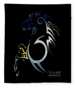 Soquili  Fleece Blanket