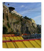 Sorrento Fleece Blanket