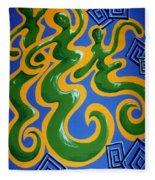 Soul Figures 4 Fleece Blanket