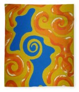 Soul Figures 5 Fleece Blanket