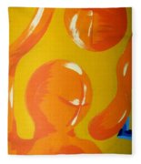 Soul Figures 6 Fleece Blanket