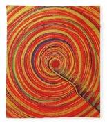 Soul Point - Rangrezaa Fleece Blanket