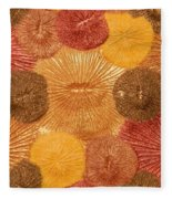 Soul Sparks Fleece Blanket