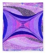 Soulviolet Fleece Blanket