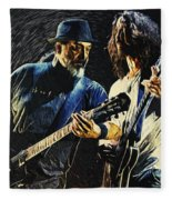 Soundgarden Fleece Blanket
