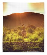 South Africa At Its Finest  Fleece Blanket