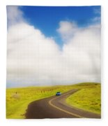 South Kohala Fleece Blanket