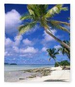 South Pacific Fleece Blanket