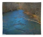 South River Fleece Blanket