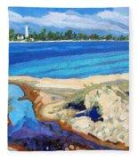 Southampton Dunes Fleece Blanket