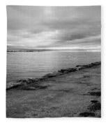 Southampton Lighthouse Fleece Blanket