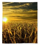 Southbound Fleece Blanket
