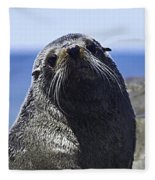 Southern Fur Seal Fleece Blanket