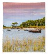 Southern Living - Sullivan's Island Sc Fleece Blanket