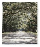 Southern Road Fleece Blanket