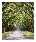 Southern Way Fleece Blanket