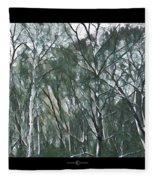 Southwind Woods Fleece Blanket