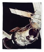 Space: Skylab 3, 1973 Fleece Blanket