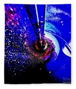 Space The Other Dimension Fleece Blanket
