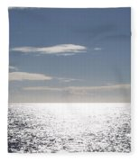Sparkling Ocean Fleece Blanket