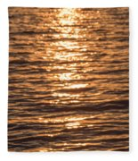 Sparkling Water Fleece Blanket