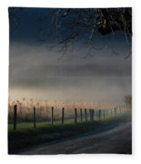 Sparks Lane Sunrise Lr3 Edition Fleece Blanket