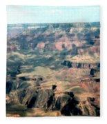 Spectacular Grand Canyon  Fleece Blanket