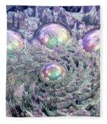 Spectral Universe Fleece Blanket