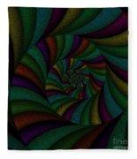 Spellbinding IIi Fleece Blanket