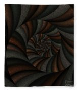 Spellbinding Ix Fleece Blanket