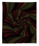 Spellbinding Viii Fleece Blanket