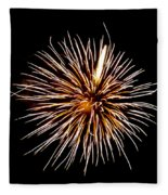Spider Ball Fleece Blanket