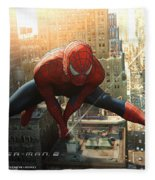 Spider-man 2 Fleece Blanket