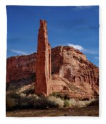 Spider Rock Fleece Blanket