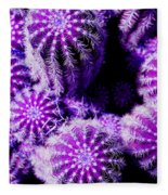 Spiky Bunch 1.1 Fleece Blanket