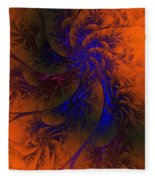 Spirit Dancer Fleece Blanket