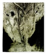 Spirit Tree Fleece Blanket