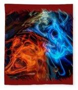 Spirits For Accessories Fleece Blanket