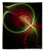 Spiritual Energy Fleece Blanket