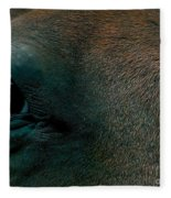 Spiritual Healing Fleece Blanket