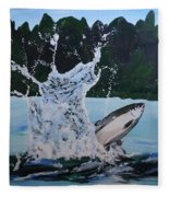 Splash Catch Fleece Blanket